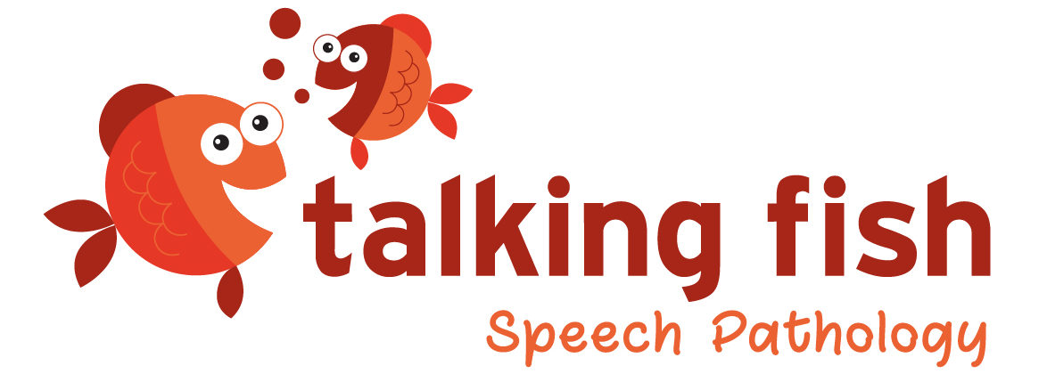 Talking Fish Speech Pathology